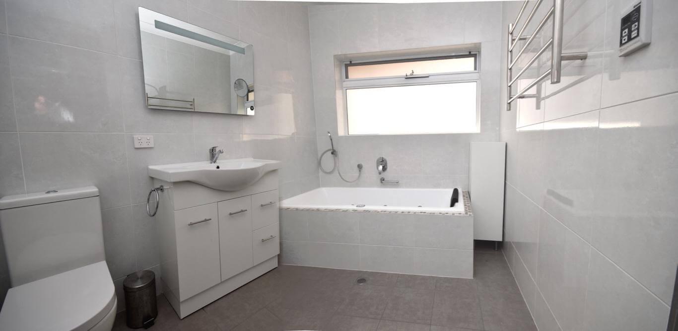 Professional bathroom renovations company serving gawler for Bathroom renovations adelaide