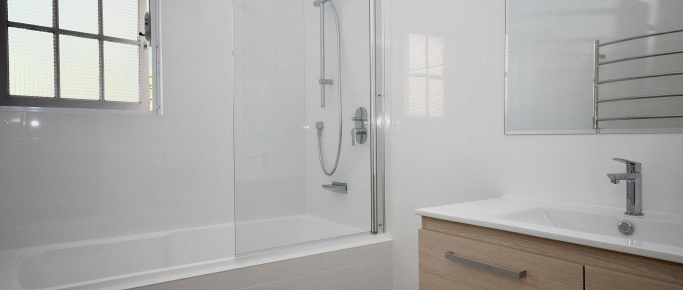 Professional bathroom renovations company serving gawler for Professional bathroom renovations