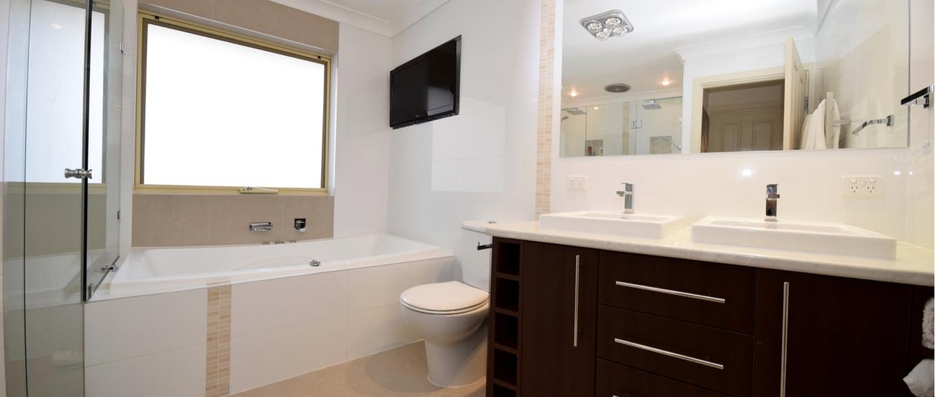 Professional bathroom renovations company serving Gawler, Adelaide ...